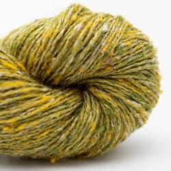 BC Garn Tussah Tweed green-fantasie-mix