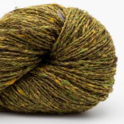 BC Garn Tussah Tweed waldgrün