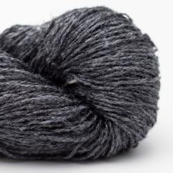 BC Garn Tussah Tweed dark-bluegrey-mix