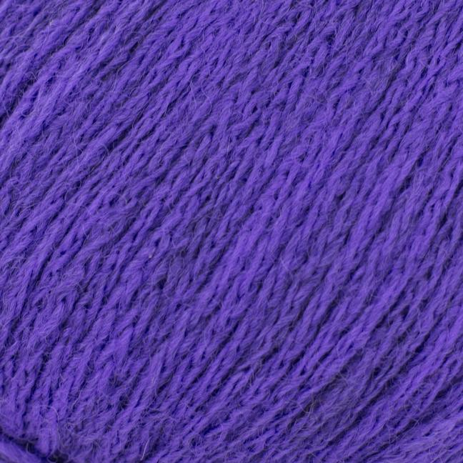 BC Garn Semilla Cablé purple