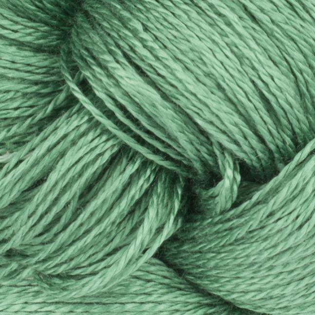 BC Garn Jaipur Silk Fino poplet green