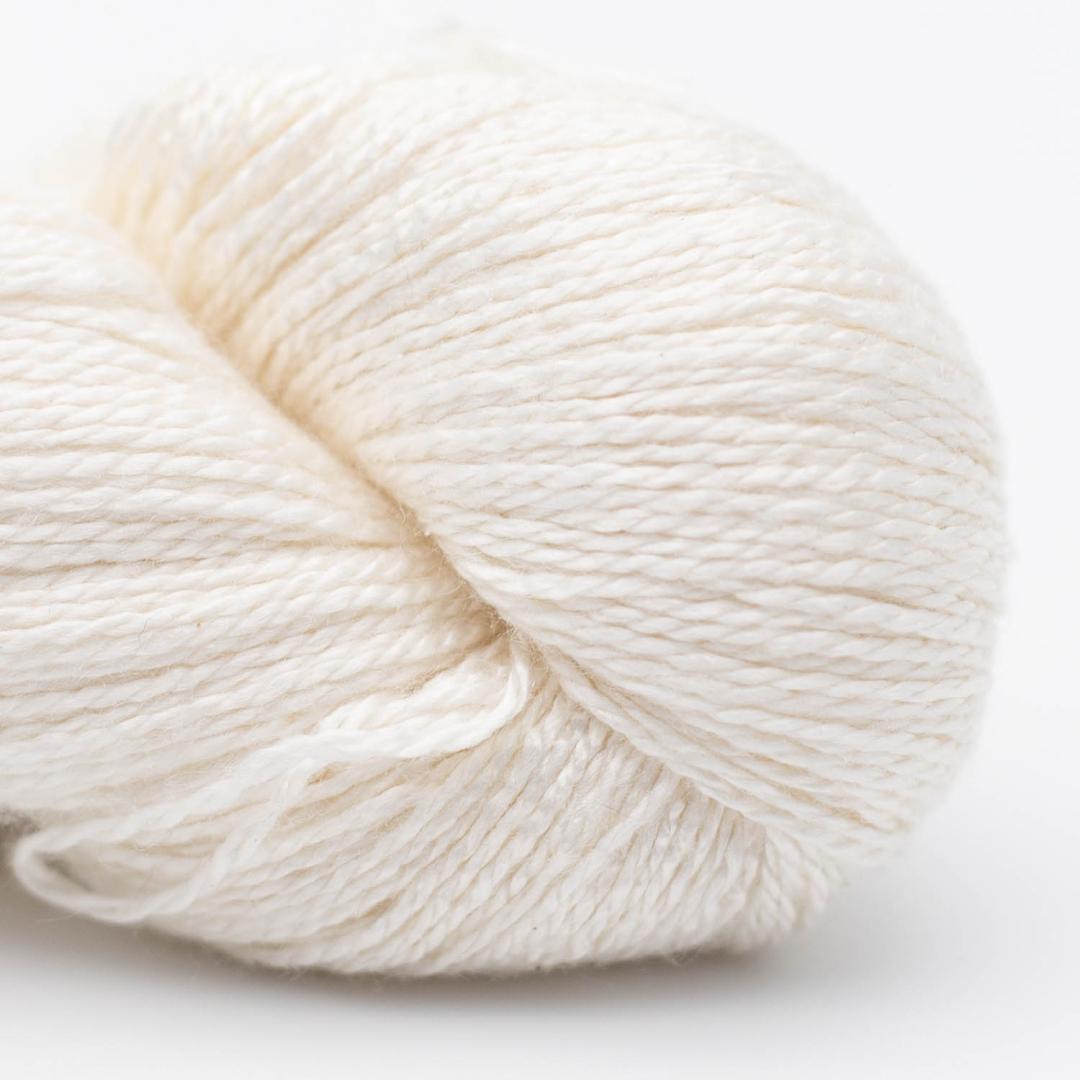 BC Garn Jaipur Silk Fino natural white