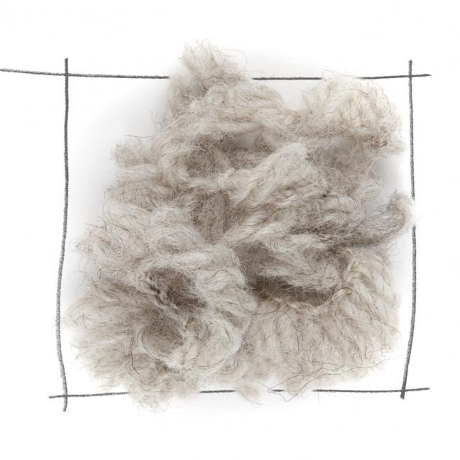 Erika Knight Fur Wool Flax