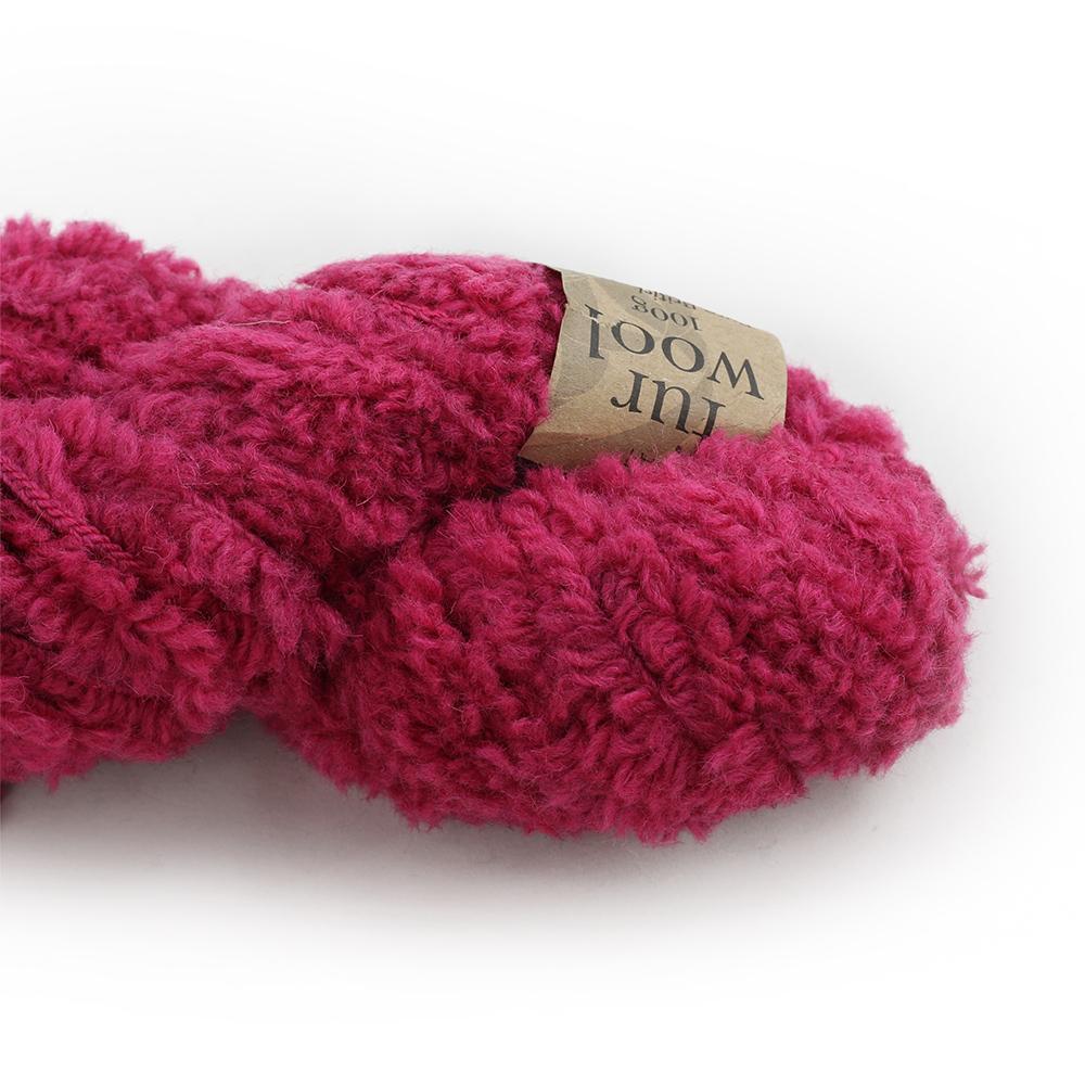 Erika Knight Fur Wool Plush
