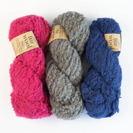 Erika Knight Fur Wool