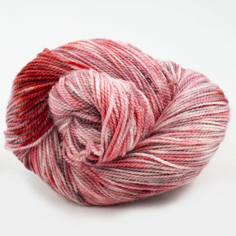 Cowgirl Blues Merino Twist Yarn gradient Protea Pinks