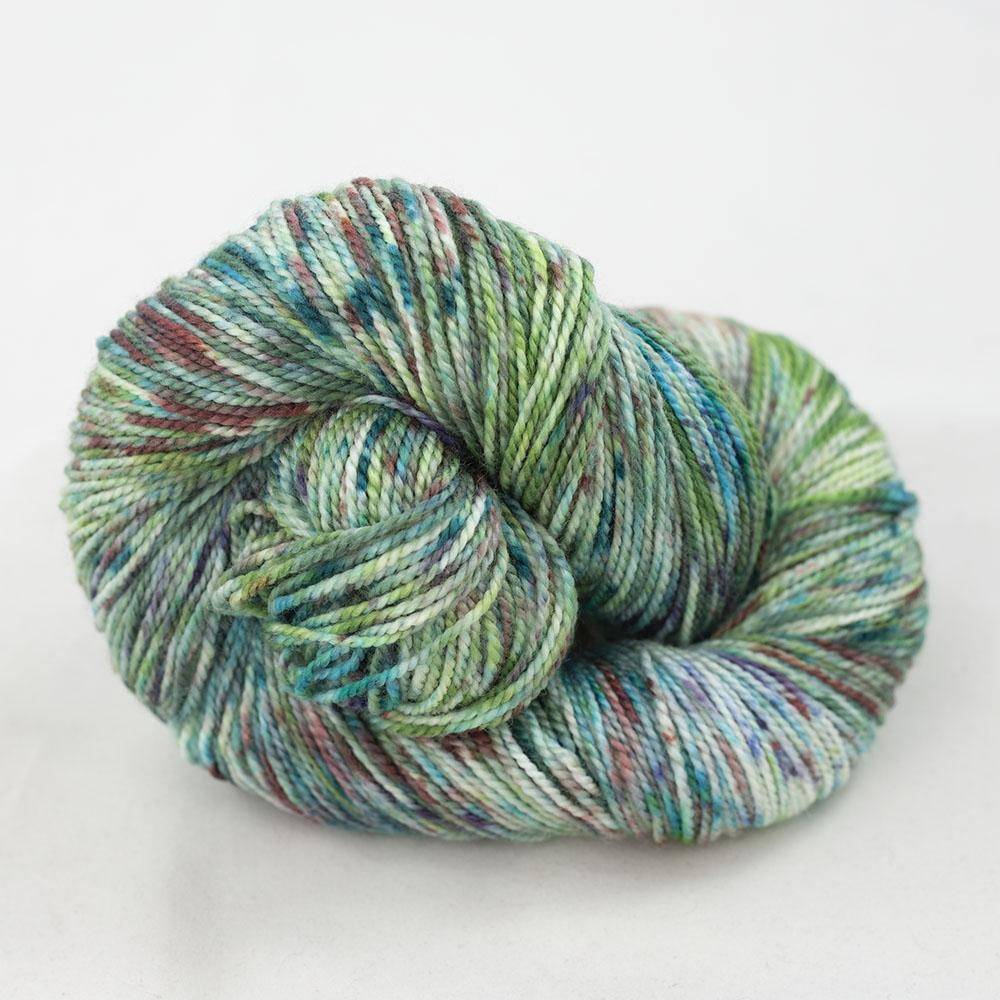 Cowgirl Blues Merino Twist Yarn gradient Karma Chameleon