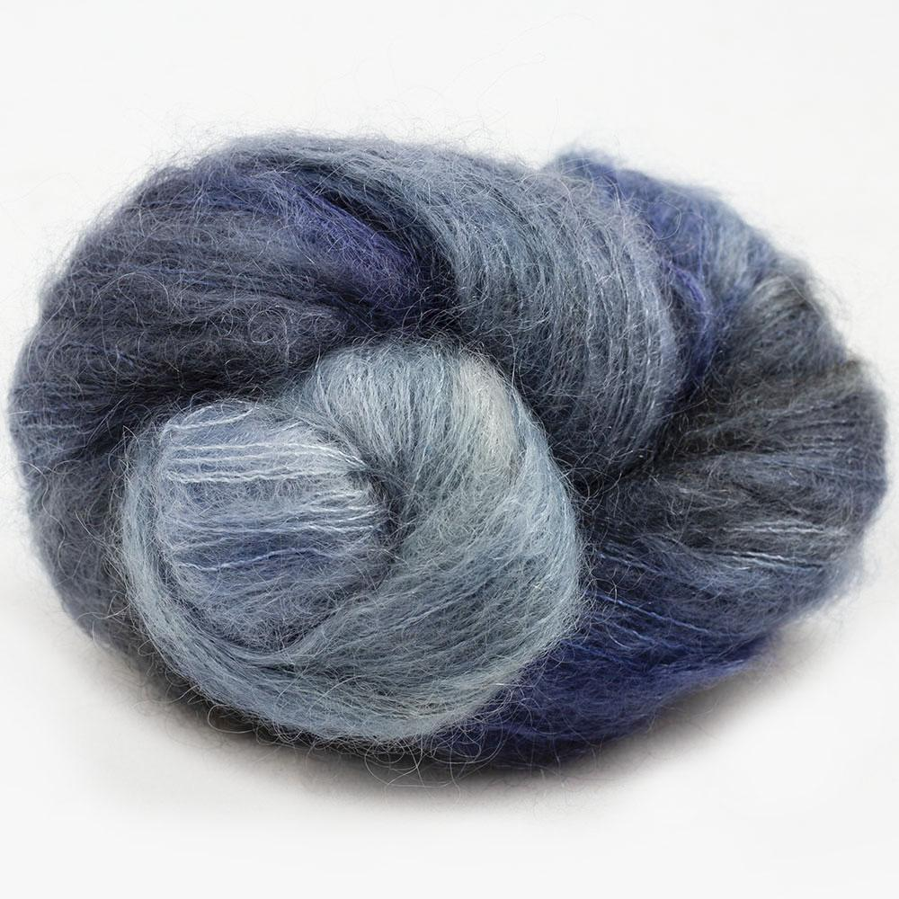 Cowgirl Blues Kid Silk gradient Moody Blues