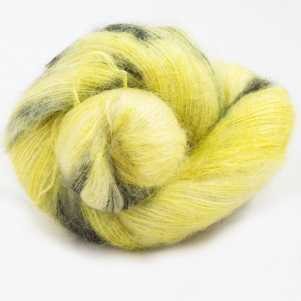 Cowgirl Blues Kid Silk gradient Limoncello