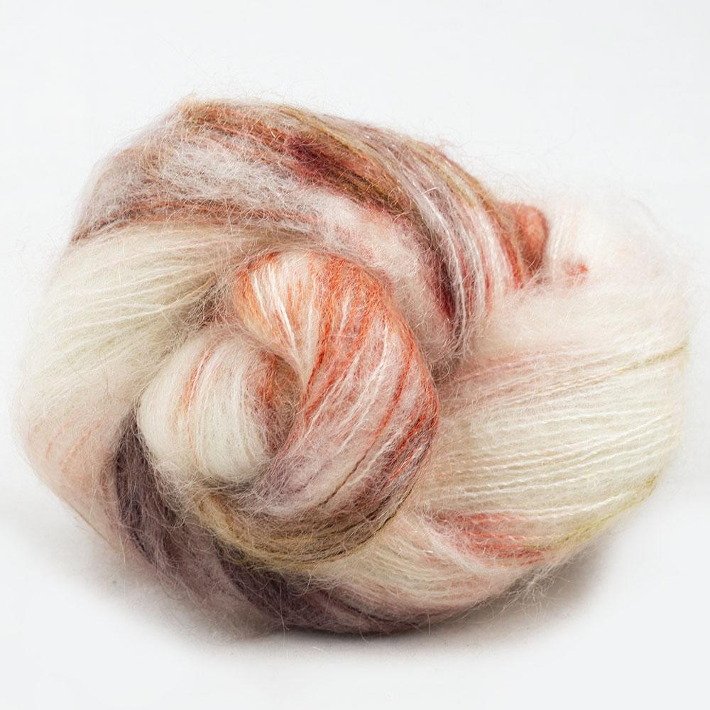 Cowgirl Blues Kid Silk gradient Peaches and Cream