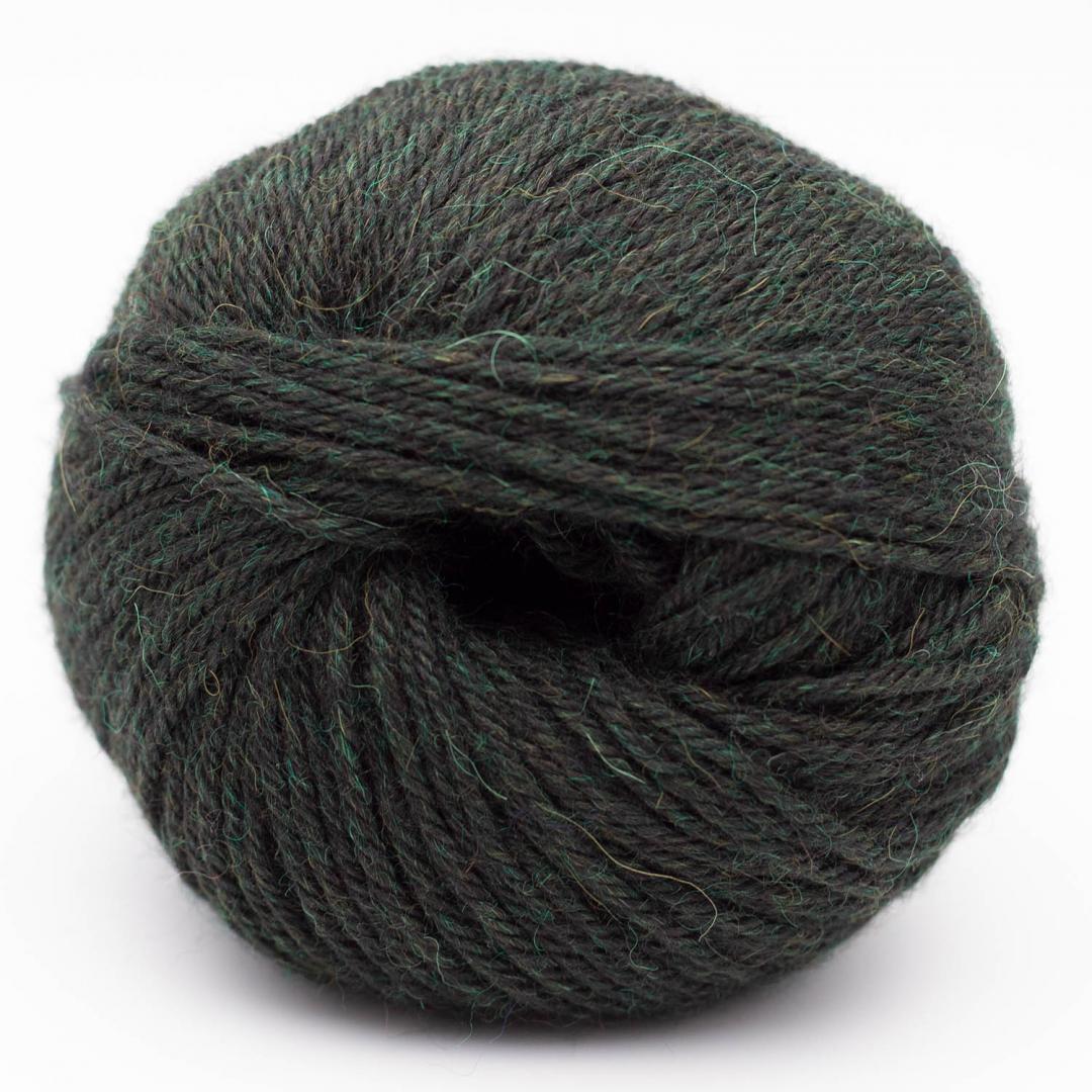 Kremke Soul Wool Babyalpaka Waldgrün