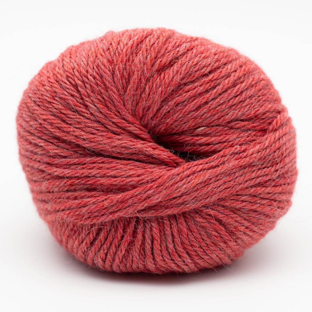 Kremke Soul Wool Babyalpaka Koralle