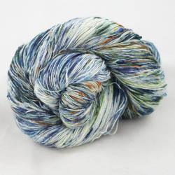 Cowgirl Blues Merino Single Lace Farbverlauf 9 to 5