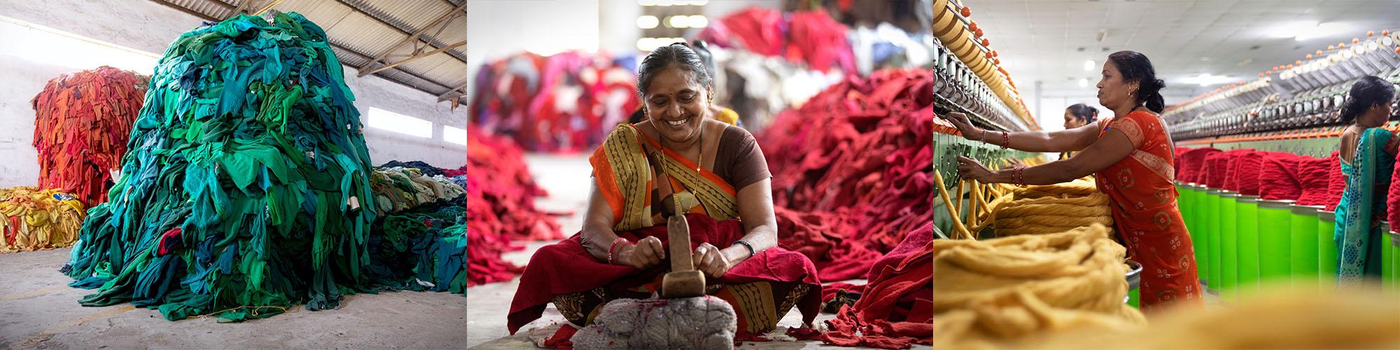 Reborn-Wool-Fabrik-Indien